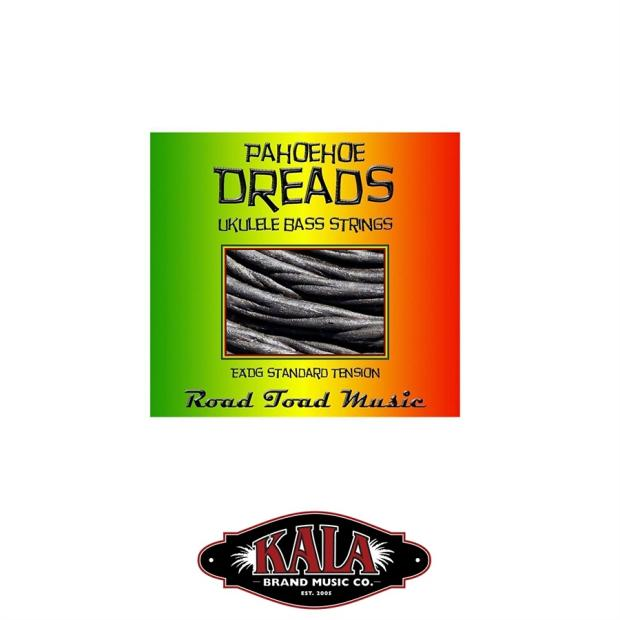 kala road toad u bass strings 4 string black green yellow red reverb. Black Bedroom Furniture Sets. Home Design Ideas