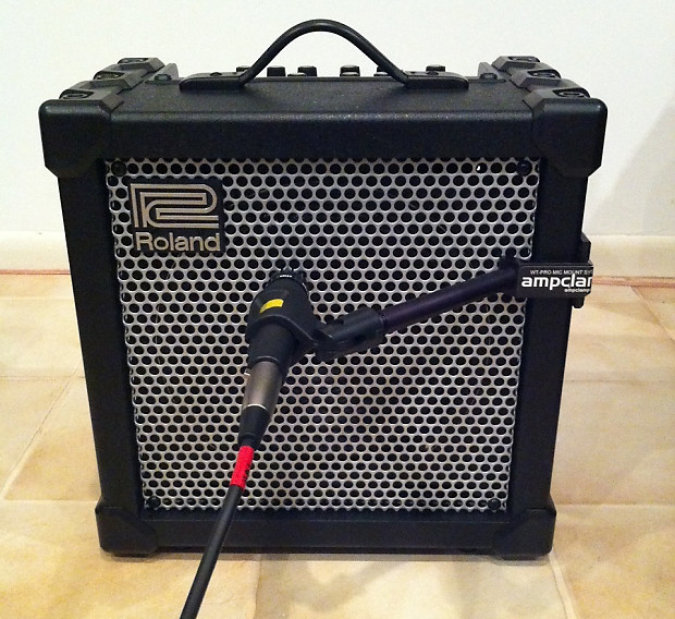 ampclamp wt pro sale guitar bass amp microphone reverb. Black Bedroom Furniture Sets. Home Design Ideas