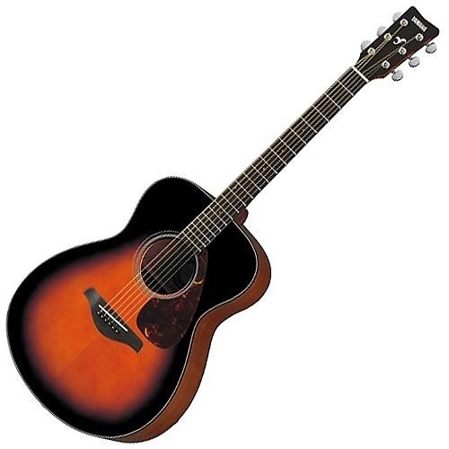 Yamaha fs700s folk acoustic guitar in tobacco sunburst for Yamaha sun classic parts