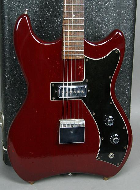 vintage guild guitar parts