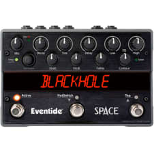 Eventide Space Stomp Box Reverb Guitar Effects Pedal - Open Box image