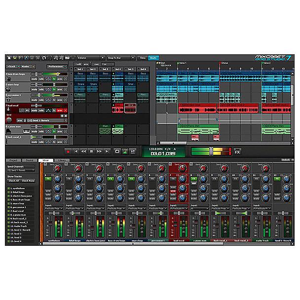 acoustica mixcraft pro studio 7.5