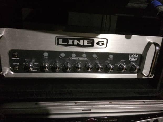 Line 6 lowdown hd400