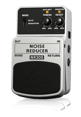 behringer noise reducer nr300 noise reducing guitar pedal reverb. Black Bedroom Furniture Sets. Home Design Ideas