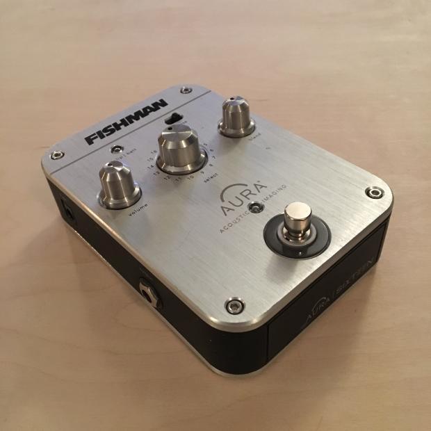 fishman aura 16 acoustic guitar preamp imaging pedal reverb. Black Bedroom Furniture Sets. Home Design Ideas