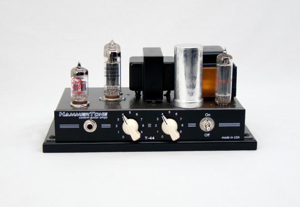 low watt grundge monster hand wired amp 8 watts reverb. Black Bedroom Furniture Sets. Home Design Ideas
