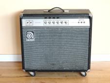 Ampeg  VT 22 (V-4 combo) 1970s Black and Silver image