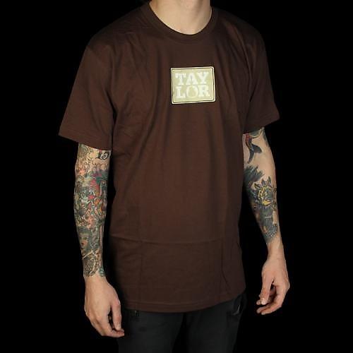 Taylor Stack Guitar T Shirt X Large Reverb
