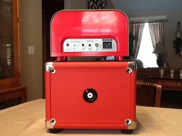sale earcandy mini 1x6 guitar amp speaker cab cabinet to reverb. Black Bedroom Furniture Sets. Home Design Ideas