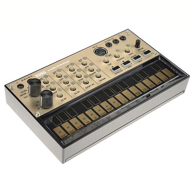 korg volca keys analogue loop synth reverb. Black Bedroom Furniture Sets. Home Design Ideas