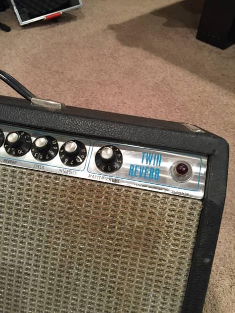 Fender Twin Reverb - Musik Equipment - gebraucht kaufen