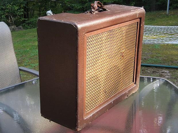 Especificaciones Vintage amp gibson