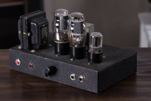 tino zottola fender champ 5f1 clone guitar amp head made in reverb. Black Bedroom Furniture Sets. Home Design Ideas