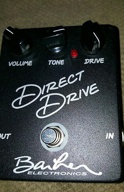 Barber Direct Drive Reverb