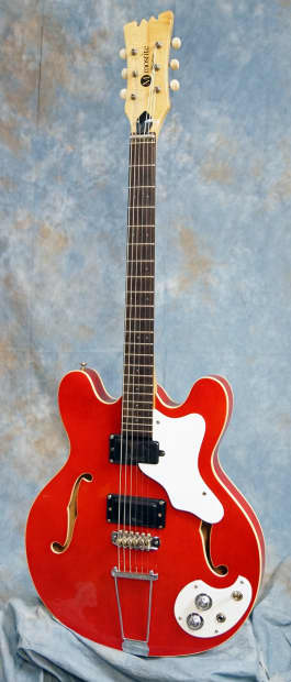 Mosrite Ventures Electric Guitar | Reverb