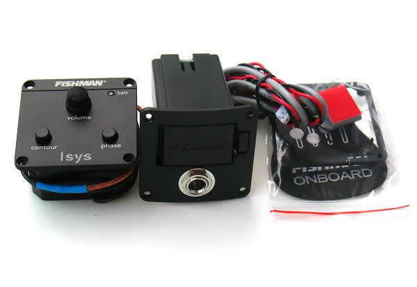 Eden Auto Sales >> FISHMAN ISYS EQ PREAMP SYSTEM FOR ACOUSTIC GUITAR   Reverb