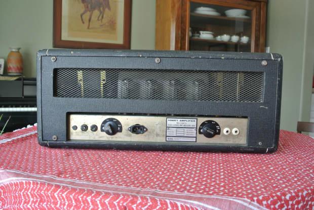 "Floyds Auto Sales >> VINTAGE Hiwatt DR-103 1973 Hylight-Era ""THE"" AMP!   Reverb"