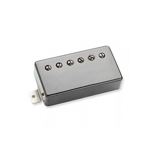 seymour duncan benedetto a 6 humbucker black nickel cover reverb. Black Bedroom Furniture Sets. Home Design Ideas