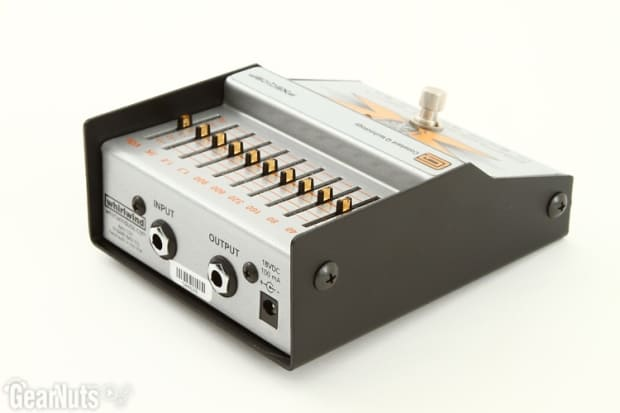 Band Graphic Equalizer Using La3600 Electronic Circuits And