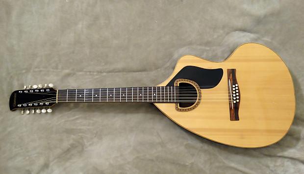 70 39 s giannini brazilian rosewood 12 string acoustic guitar reverb. Black Bedroom Furniture Sets. Home Design Ideas