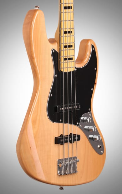 squier vintage modified jazz electric bass