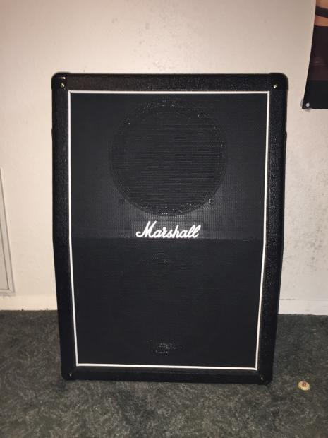 2x12 vertical slant guitar cabinet 2