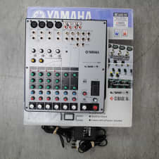Yamaha MW10c USB Mixing Desk image