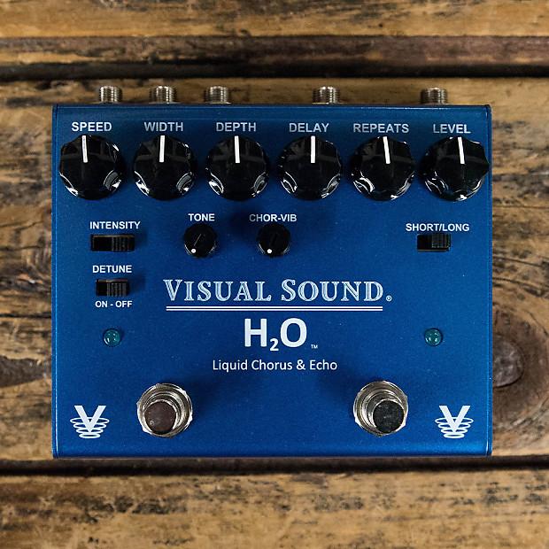 visual sound h2o v3 reverb. Black Bedroom Furniture Sets. Home Design Ideas