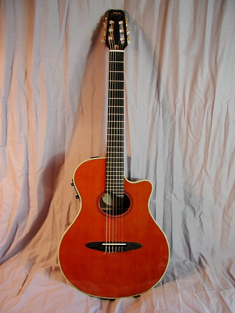 Yamaha apx 10n electric classical guitar reverb for Apx guitar yamaha