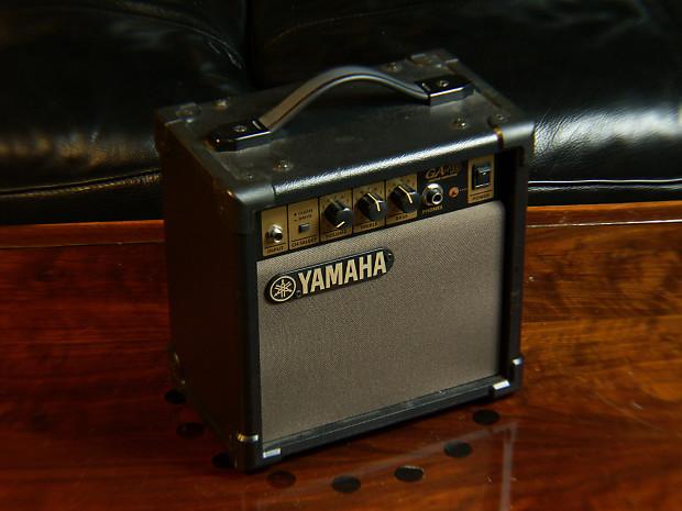 Yamaha ga 10 guitar amp combo amplifier free ups reverb for Yamaha thr10x specs