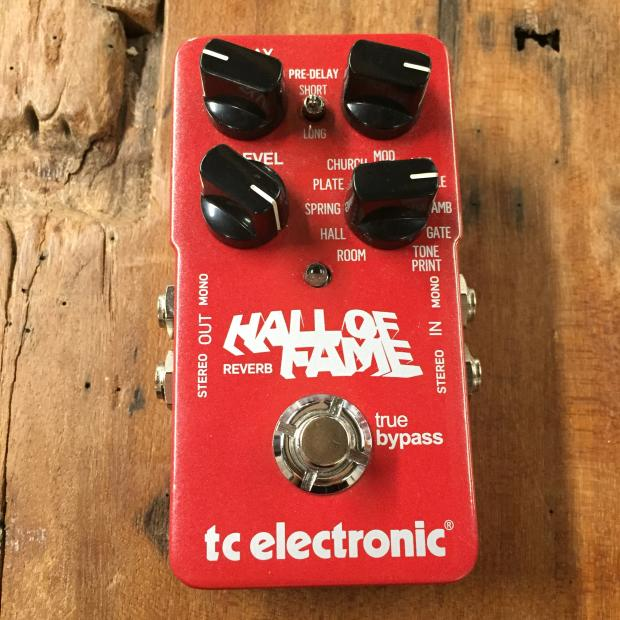 hall of fame tc electronic manual