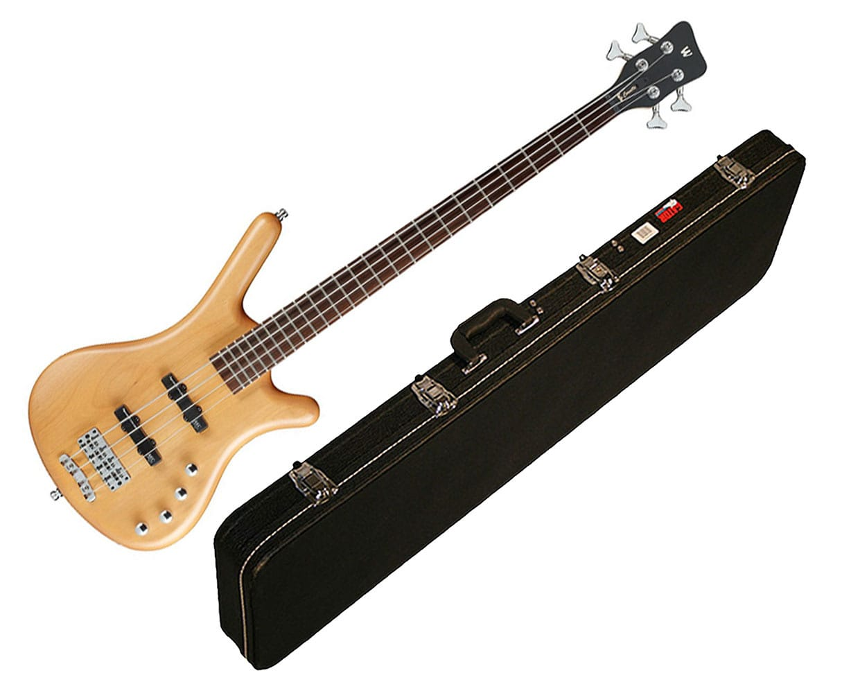 Warwick Corvette Basic 4 String Passive Electric Bass