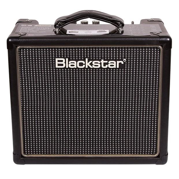 blackstar ht 1r combo tube guitar amp with reverb reverb. Black Bedroom Furniture Sets. Home Design Ideas