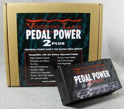 voodoo lab 2 plus manual
