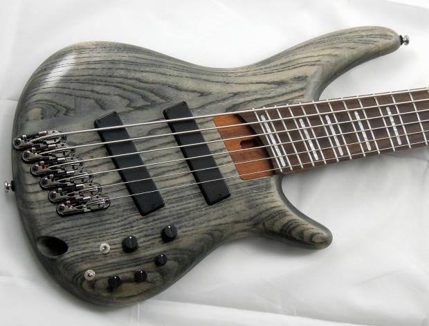 ibanez 2015 bass workshop srff806 fanned fret 6 string bass w bartolini pickups reverb. Black Bedroom Furniture Sets. Home Design Ideas