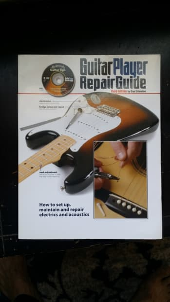 dan erlewine guitar player repair guide third edition reverb. Black Bedroom Furniture Sets. Home Design Ideas