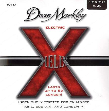 dean markley helix hd electric guitar strings custom light reverb. Black Bedroom Furniture Sets. Home Design Ideas