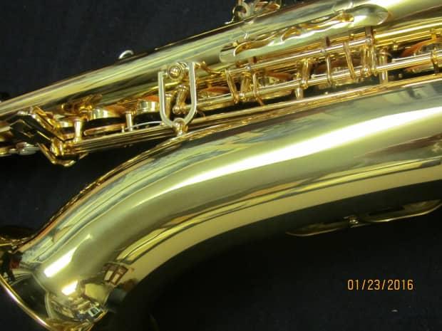 Yamaha Intermediate Tenor Saxophone Yts