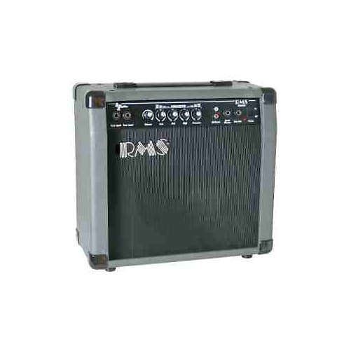 rms b20 20 watt electric bass guitar amp amplifier with 8 reverb. Black Bedroom Furniture Sets. Home Design Ideas