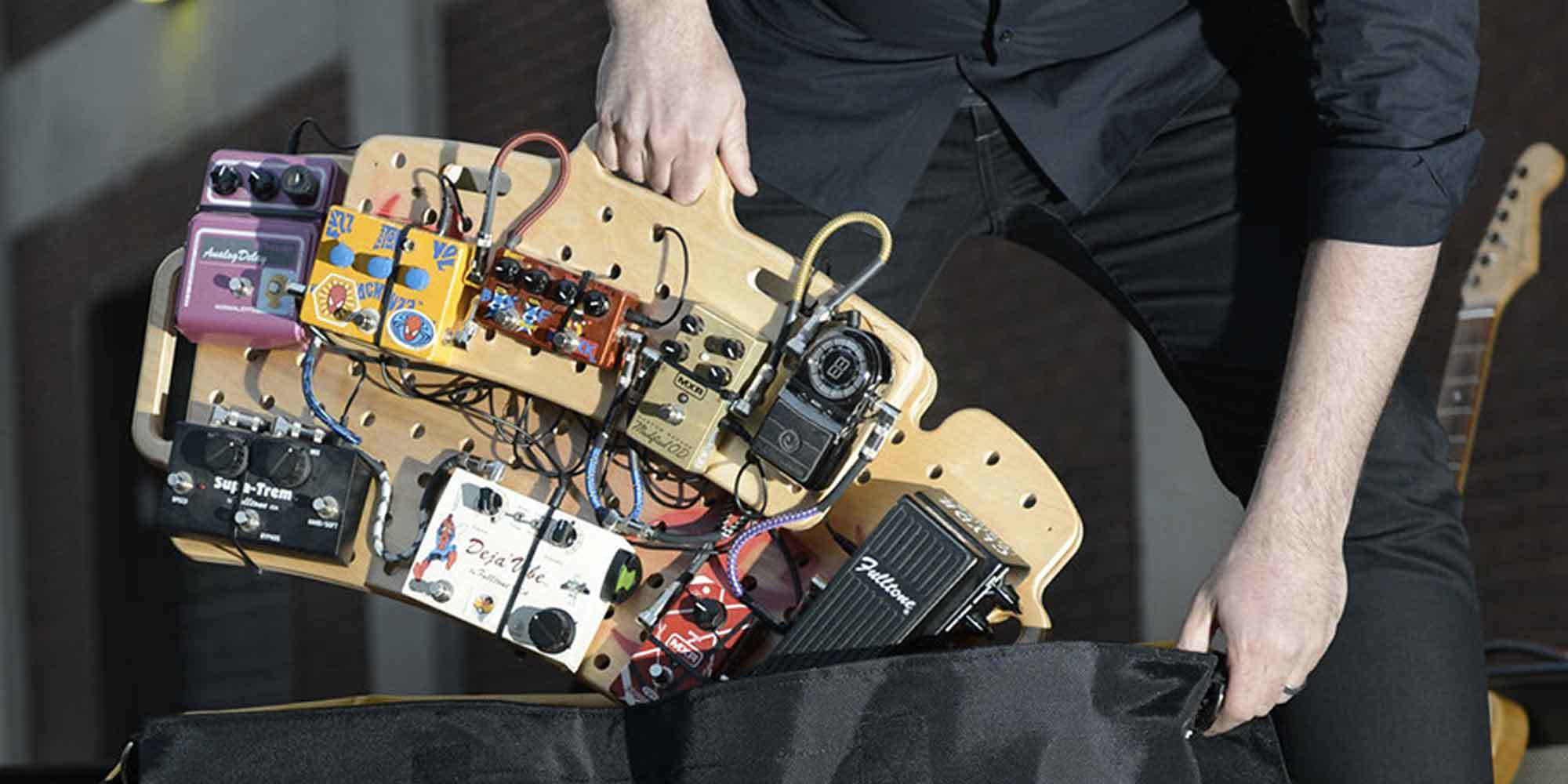 how to build a pyro board