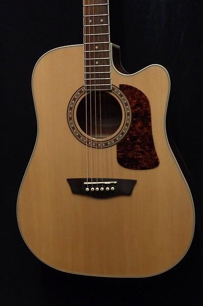 washburn hd10sce heritage series acoustic electric guitar reverb. Black Bedroom Furniture Sets. Home Design Ideas