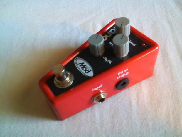 modtone mini mod flanger guitar effects pedal reverb. Black Bedroom Furniture Sets. Home Design Ideas