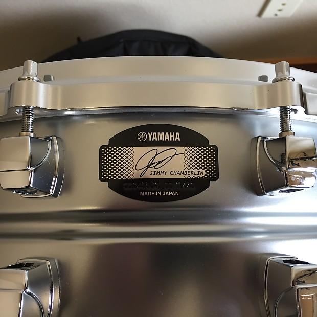 Yamaha Jimmy Chamberlin Snare