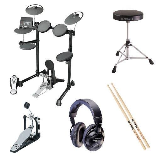 Yamaha dtx450k drum kit complete basic package reverb for Yamaha dtx450k electronic drum set
