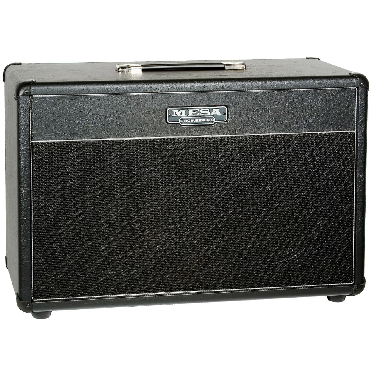 Mesa boogie lone star 2x12 cabinet black reverb for Mesa boogie lonestar 2x12
