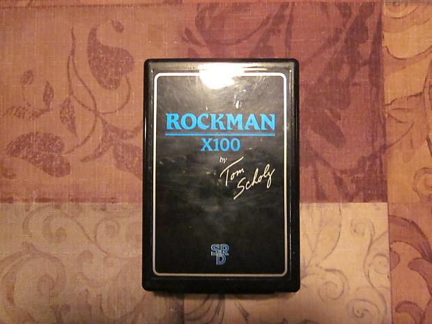 tom scholz rockman x100 1984 sale 15 off reverb