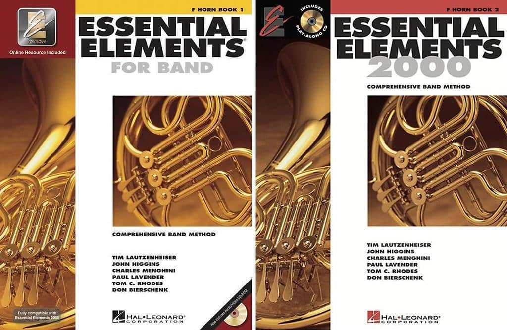 essential elements 2000 french horn pdf