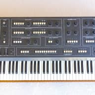 Elka Synthex Rare Vintage Analog Polysynth Synthesizer Keyboard Synth