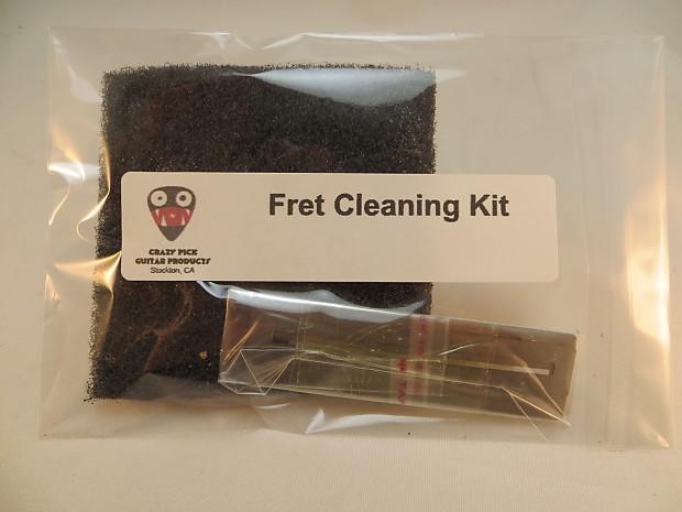 fret cleaning kit for guitar bass fender gibson reverb. Black Bedroom Furniture Sets. Home Design Ideas