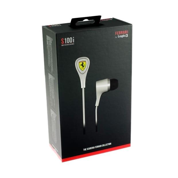 Buds Auto Sales >> Ferrari Scuderia S100i Earphones with Three Button Remote - | Reverb